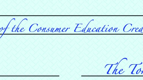 STAFF EDITORIAL: The Evolution of the Consumer Education Credit