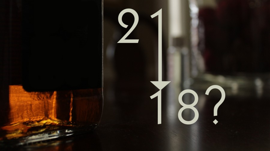 the drinking age should remain 18 Legal drinking age of 21 saves lives, even though it's flouted : shots - health news since most college students drink, why not lower the drinking age to 18 that would encourage more responsible behavior, some college presidents.