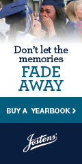 Order your yearbook at www.jostens.com
