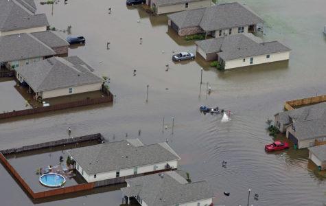 Louisiana Experiences Flooding Disaster