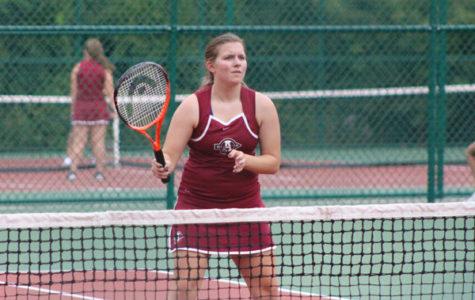 Girls Tennis Loses Tough Match to Warren