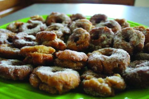 Do it Yourself: Apple Cider Doughnuts