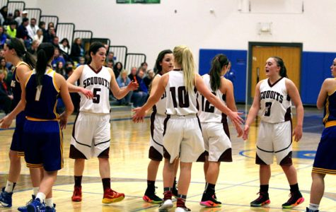 Sequoits Fall Short In Super Sectional Game