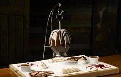 How To: Melting Chocolate Ball Dessert