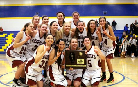 Sequoits Are Sectional Champions Once Again