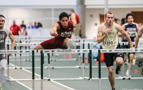 Boys Track Runs Past Multiple School Records