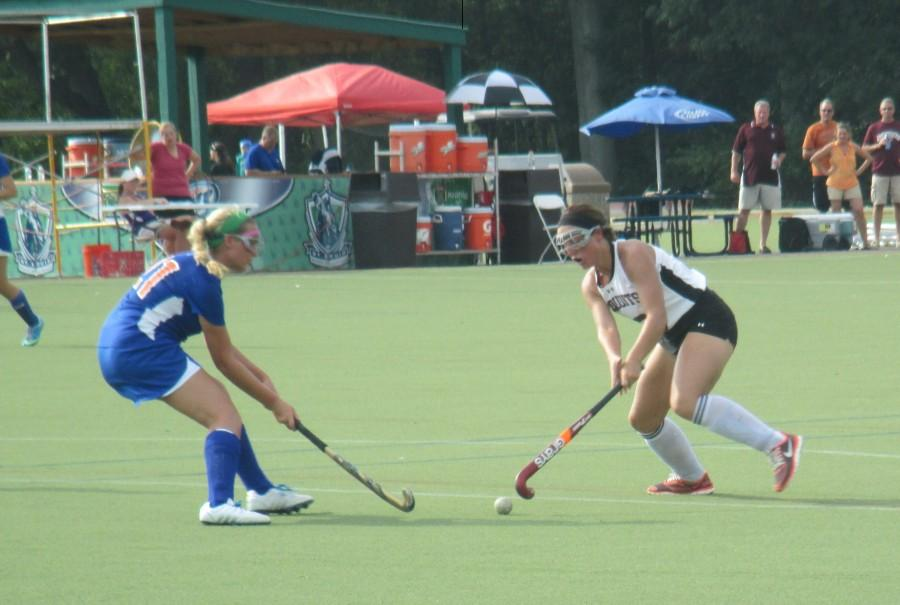 Senior+Paige+Gallimore+fights+for+the+ball+in+the+game+against+University+Lake+School+in+the+Gateway+Classic+Field+Hockey+Tournament+in+St.+Louis%2C+MO.
