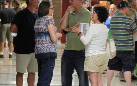 Parents Schooled at Back to School Night