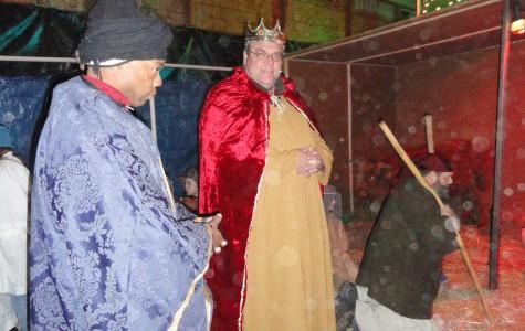 Antioch Annual Festivities Full of Holiday Cheer