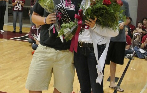 Q & A with 2013 Homecoming King and Queen