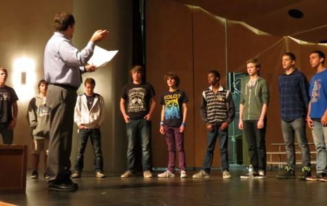 Novelli Teaches Choir College-Level Skills