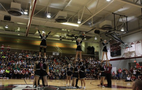 Cheerleading Tryouts Begin Monday