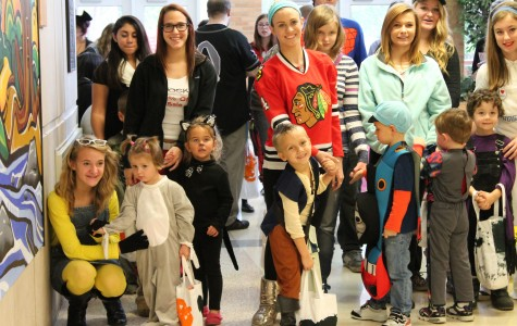 Little Sequoits Continue Spooky Tradition