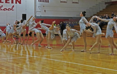 Dance Team Places 9th in State Championship; Lakes takes 4th