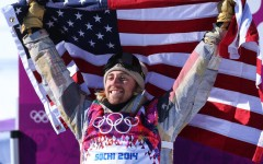 Men's Snowboarding Slopestyle Finals See First American Gold