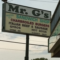 Mr. G's Inspire Classic Family Environment with Great Food