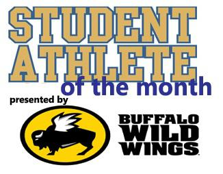 ACHS Students Nominated for Buffalo Wild Wings Athlete of the Month