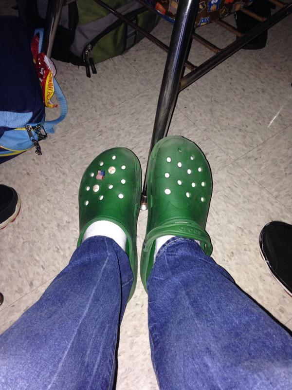9 Reasons Why Crocs are Great: A Twitter Response