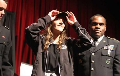 U.S. Army Congratulates and Honors Morgan Yankee