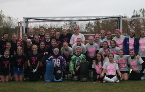 Field Hockey's Annual 'Stick It To Cancer' Game Pauses At A Tie
