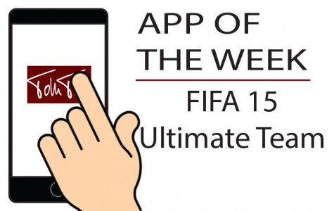 APP OF THE WEEK: FIFA 15 Ultimate Team