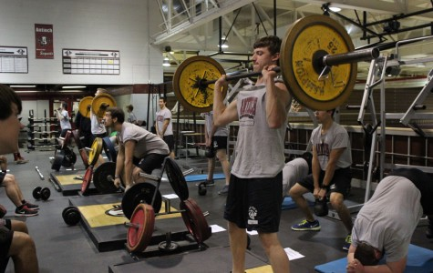 CrossFit Keeps Physical Best Students Motivated