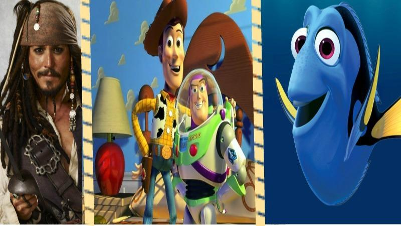 Fans can look forward to the releases of three Disney sequels in the upcoming years.