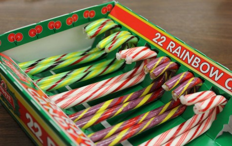 Student Council's Annual Candy Cane Sale Focus on Adopt-a-Family