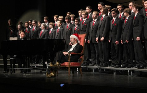 Holiday Concert Leaves Audience Amazed