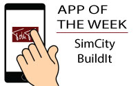 APP OF THE WEEK: SimCity BuildIt