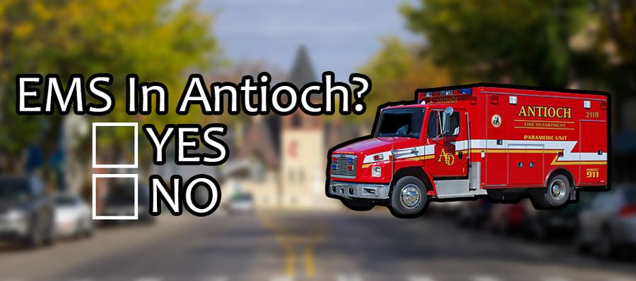 Antioch will vote on EMS service in April