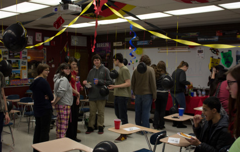 ACHS Hosts Karneval Celebration
