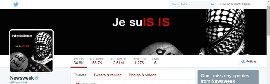 Newsweek+Twitter+account+hacked+by+ISIS