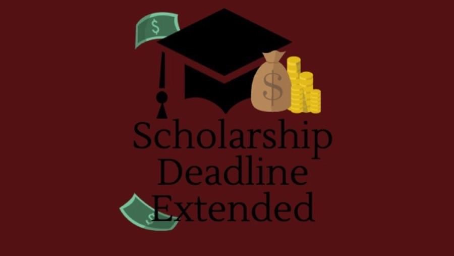Extended Deadline for Local Scholarships