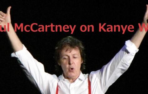 Paul McCartney Talks About Kanye