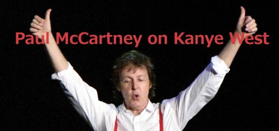Paul+McCartney+Talks+About+Kanye