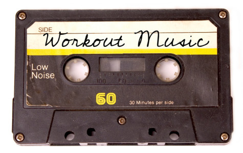 Top Ten Workout Songs For March