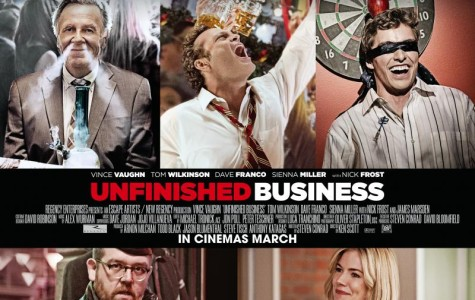 REVIEW: Unfinished Business