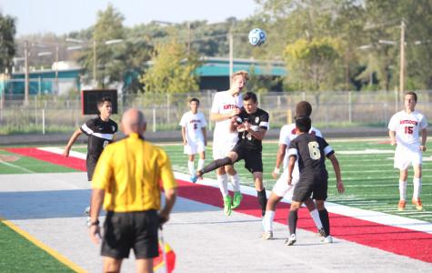 Boys Varsity Soccer vs. Grayslake North