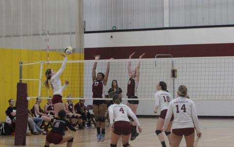 Girls Volleyball Takes Down Zion-Benton