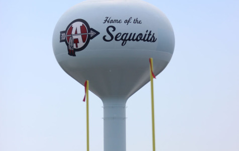 The New Face Of The Water Tower