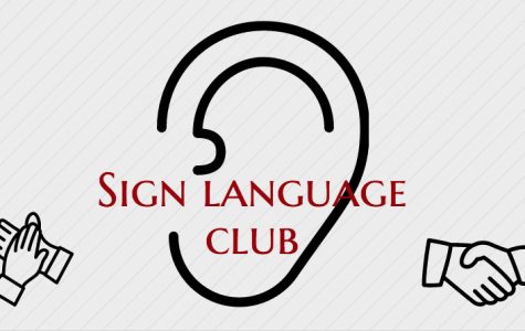 "ACHS Introduces ""Sign Language Club"""