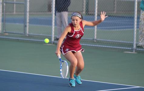 Girls Tennis: Grant