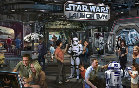 Disney adds New Park: Star Wars