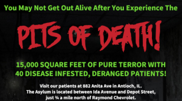 Macabre Haunt Gets Rated #1 Again