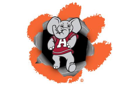 College Play Off: Alabama vs Clemson