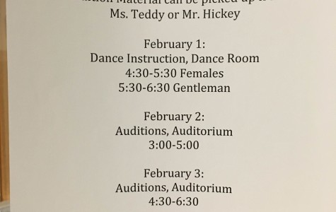 """Footloose"" Holds Auditions"