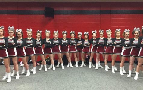Cheerleading at Conference