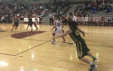 Lady Sequoits Fall to the Patriots