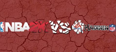 2K vs Madden